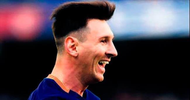 Lionel Messi 500 dedi
