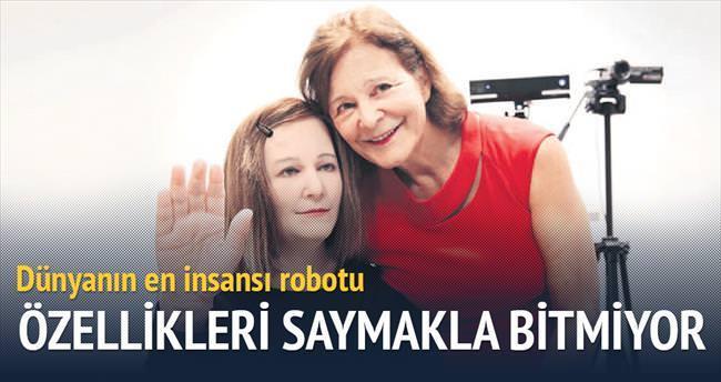 İşte en insani robot: Nadine