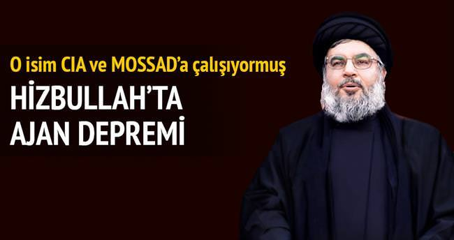Hizbullah'ta ajan depremi