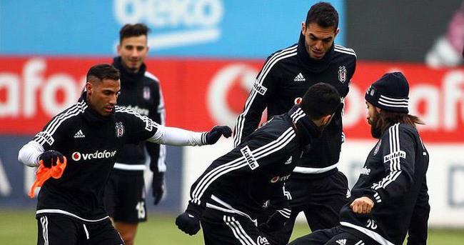 Beşiktaş'ın agresifliğinden eser kalmadı