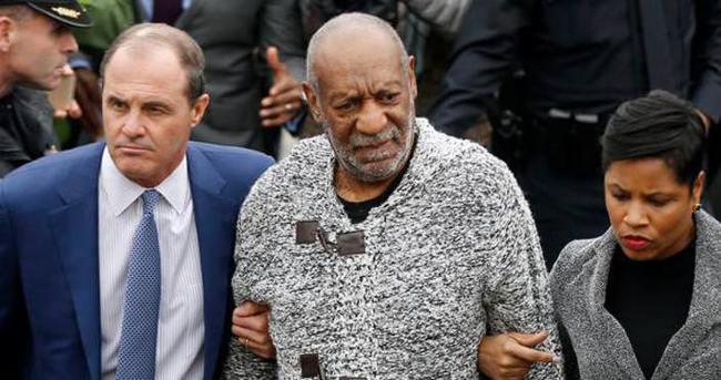 Bill Cosby kefaletle serbest kaldı