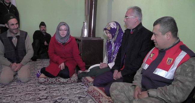 Mehmetçiğin ikna ettiği kız: Öğretmen olmak istiyorum