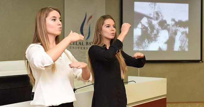 Vestel çalışanları işaret dili öğrendi