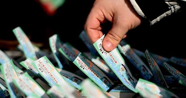 Milli Piyango sonuçları yılbaşı bileti sorgulama ekranı