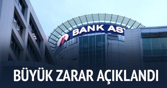 Bank Asya'nın ilk yarı zararı 376 milyon TL