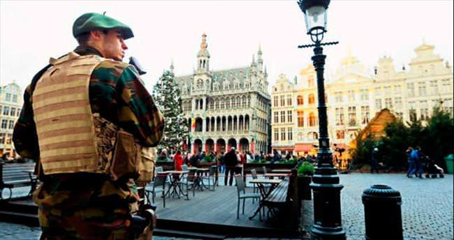 Brüksel'de kutlamalar iptal edildi