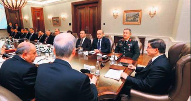Çankaya'da 2015'in son güvenlik zirvesi