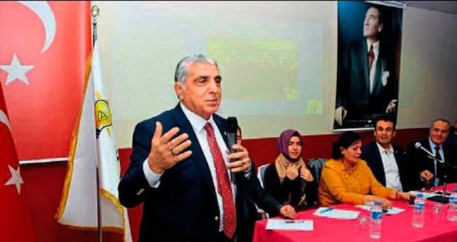 İzmir'den Kalkan'a teşekkür mesajları
