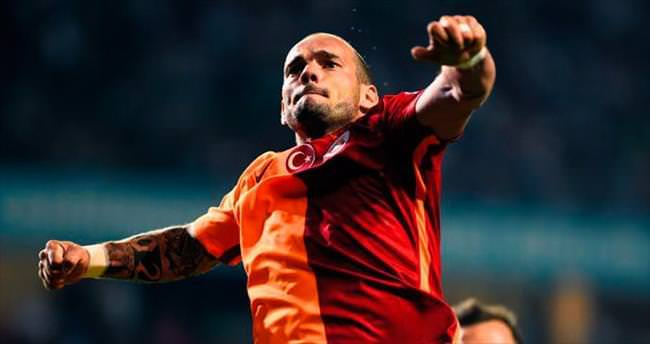 Wesley Sneijder git-me-ye-cek