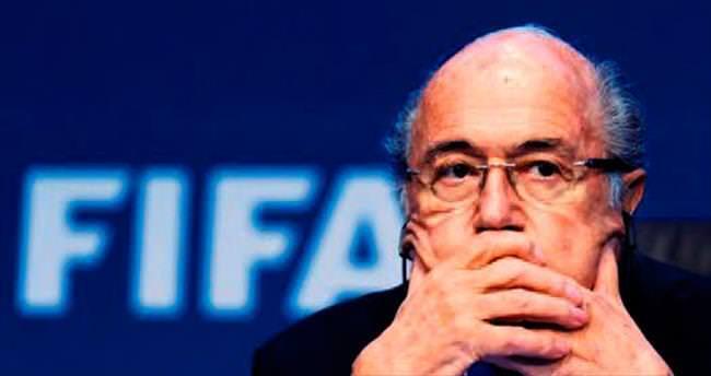 FIFA'ya mali kelepçe!