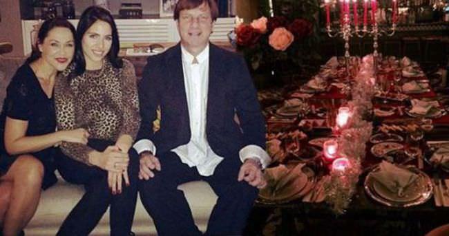 Hülya Avşar'ın Aile saadeti