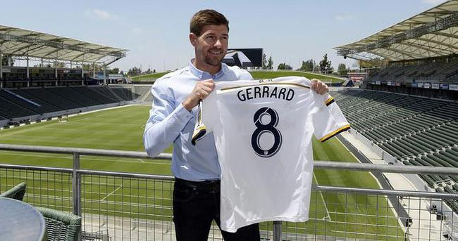 Gerrard teknik direktörlüğe hazırlanıyor