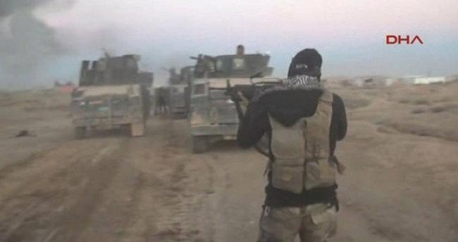 Askeri karargaha saldıran 7 intihar bombacısı öldürüldü