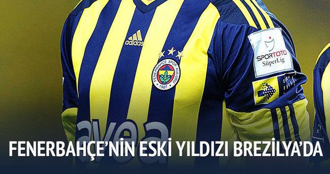 Fenerbahçe'nin eski yıldızı Brezilya'da