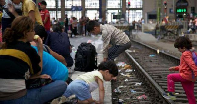 Almanya mülteci sayısını açıkladı