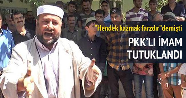 PKK'nın imamı tutuklandı