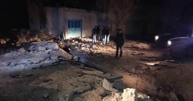 Nusaybin-Midyat karayolunda bomba alarmı