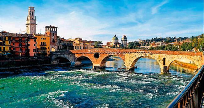 Verona'da Juliet'le romantik randevu