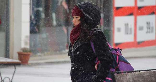 Antalya'da kuvvetli yağış ve kar uyarısı