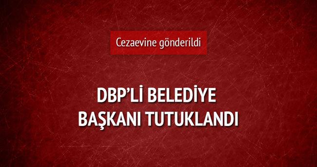 DBP'li belediye başkanı Evin Keve tutuklandı