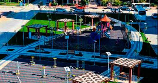 Konyaaltı ilçesine yeni parklar geliyor