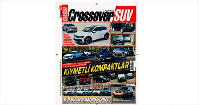 'otohaber'den Crossover &SUV özel dergisi