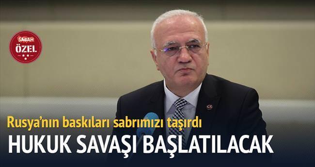 Rusya Türk şirketlerinin peşinde