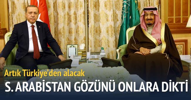 Suudi Arabistan Türkiye'den zırhlı araç alacak