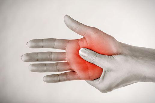 Parmak uyuşmasına dikkat