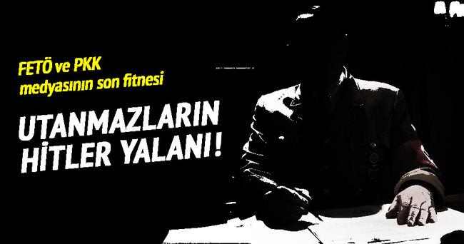 FETÖ ve PKK medyasının son fitnesi