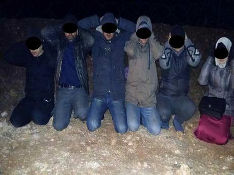 O ilde 9 DAEŞ militanı yakalandı