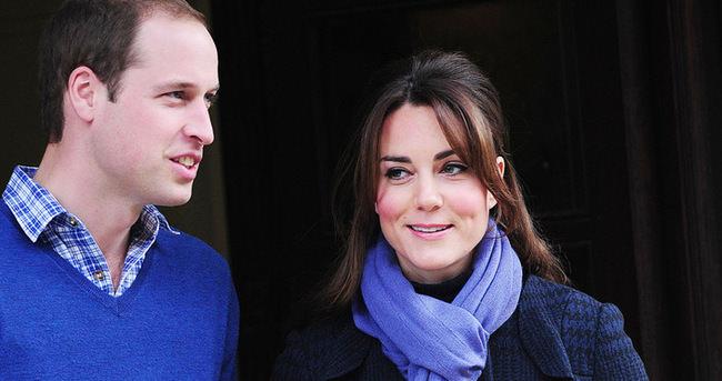 Kate Middleton'ın yüzük krizi