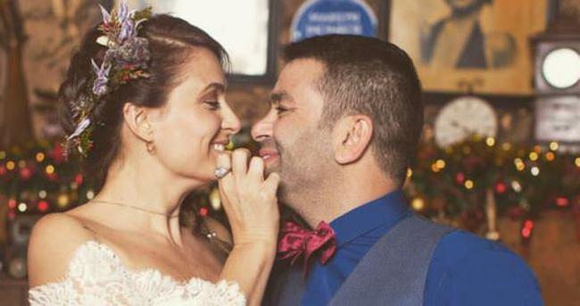 Yeni evli çiftten 'şımarık' poz