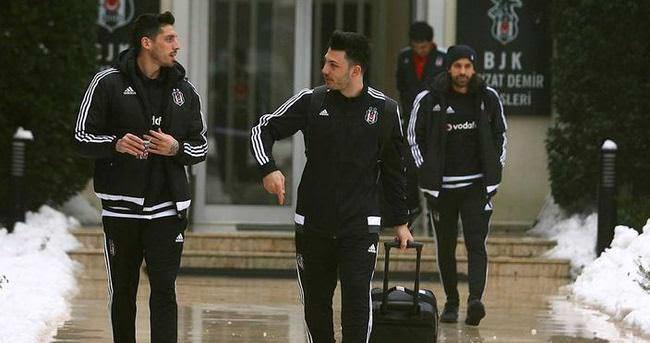İşte Beşiktaş'ın kamp kadrosu