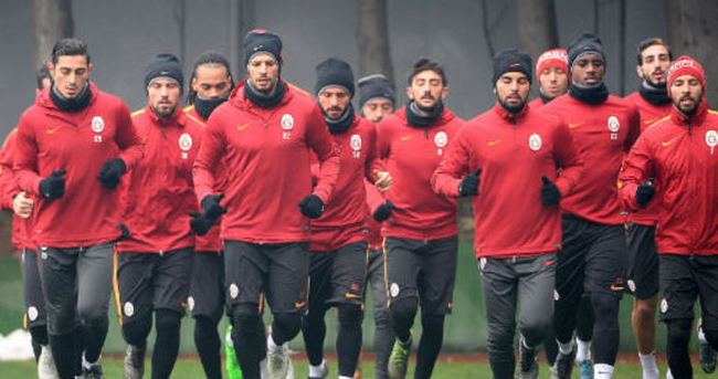 Galatasaray, Belek'te kamp yapacak