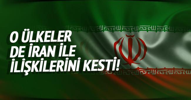 O ülke de İran'la diplomatik ilişkileri kesti