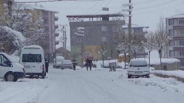 Diyarbakır'da okullar tatil