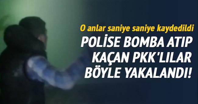PKK'lılar saklandıkları yerde böyle yakalandı!