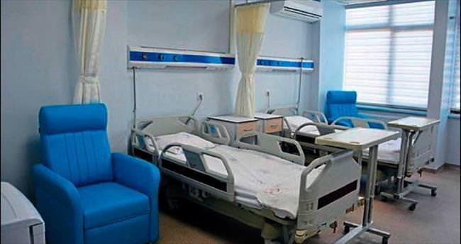 Tepecik Eğitim ve Araştırma Hastanesi yenileniyor