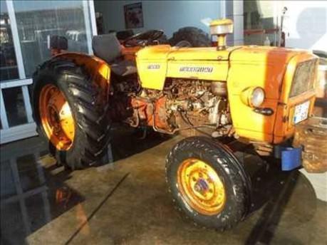 Köyden hiç çıkmayan traktöre HGS cezası