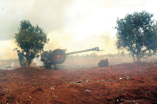 Türkmen köyünde DAEŞ vahşeti: 35 ölü