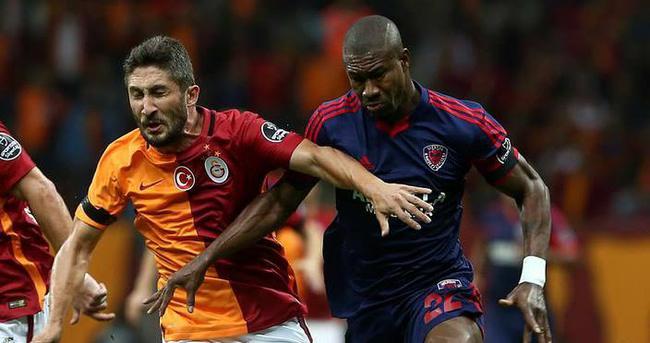 Rizespor'dan Nakoulma hamlesi