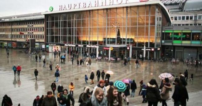 Almanya'da yılbaşı gecesi toplu taciz