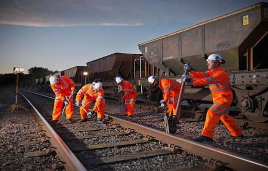 Belçika'da demiryolu işçileri grevde