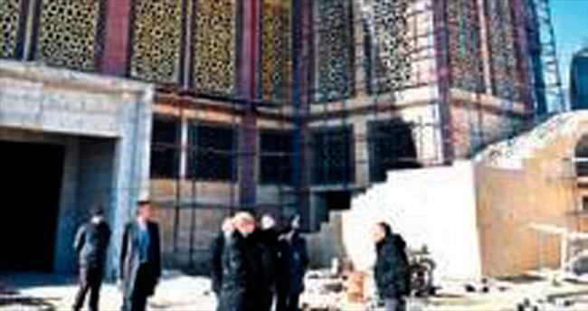 MAKÜ Camisine 5 milyonluk ödenek