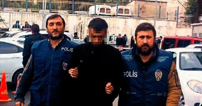 Cinayeti itiraf eden katil zanlısı gözaltına alındı