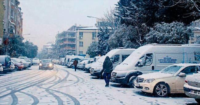 Okullarda kar tatili