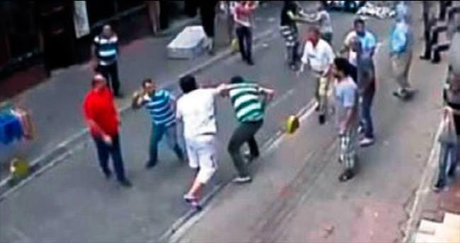 'İrlandalı kendini savundu'