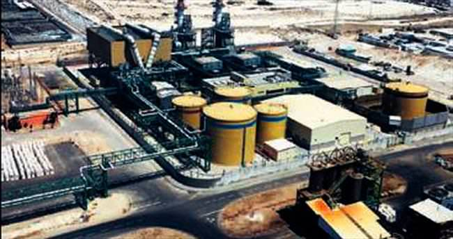 Zorlu'nun İsrail'deki 3'üncü santrali devrede