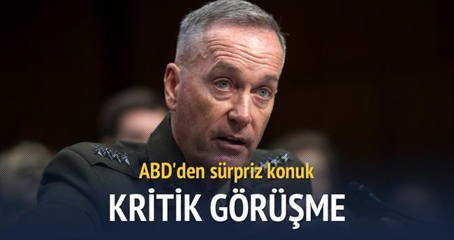Ankara'da kritik DAEŞ zirvesi